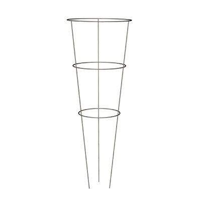 Tomato Cage, 3-Ring, Heavy-Duty, 42 x 16-In.