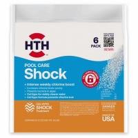 Pool Shock Treatment Bag, 13.3-oz., 6-Pk.