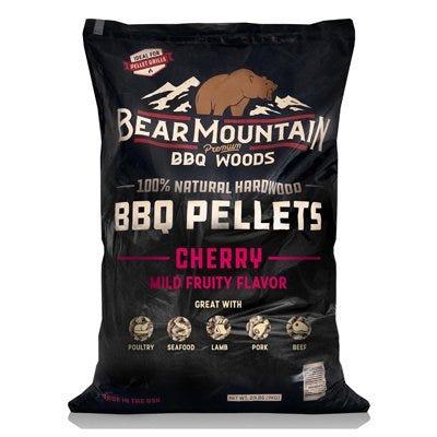 BBQ Hardwood Pellets, Cherry, 20-Lb.