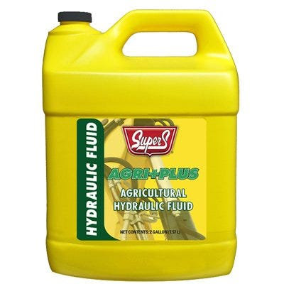 Agricultural Hydraulic Fluid, 2-Gallons