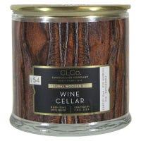 Jar Candle, Wine Cellar, 14-oz.