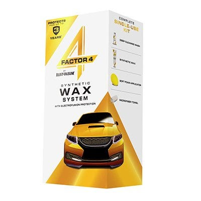 Factor 4 Synthetic Wax Kit