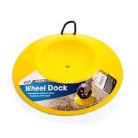RV Wheel Dock, Heavy-Duty