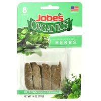 Organic Herb Spikes, 4-3-3, 8-Ct.