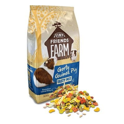 Gerty Guinea Pig Tasty Mix, 2-Lbs.