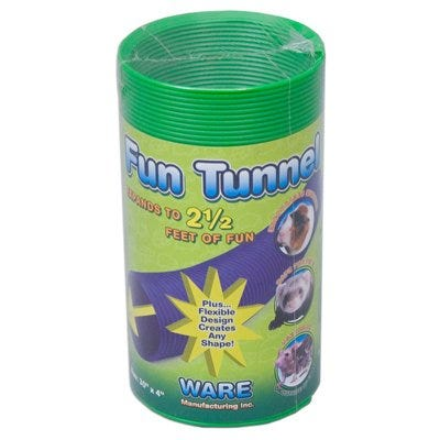 Fun Tunnels, For Small Pets, Stain-Resistant