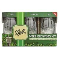 Herb Grow Kit, 3-Pk.
