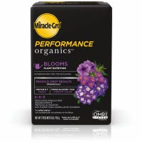 Performace Organics Bold Blooms Plant Food, Water Soluble  1-Lb.