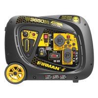Portable Generator, Gas, Remote-Start, 3650/3300-Watt