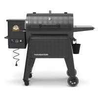 Navigator 850 Pellet Grill, 879 Sq. In. Cooking Area