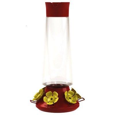 Hummingbird Feeder, Top Fill, 48-oz.