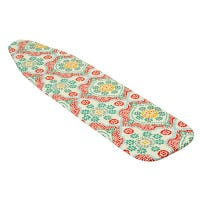 Ironing Board Cover, Floral Print, 54 x 15-In.