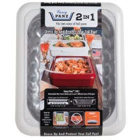 Foil Pan Container, White
