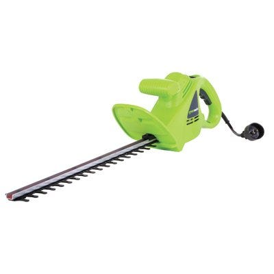 Electric Hedge Trimmer, Dual Action, 18-In.