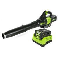 Axial Cordless Leaf Blower, 145-MPH, 2.0Ah, 80-Volt Battery