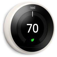 Nest Thermostat, 3rd Generation, White