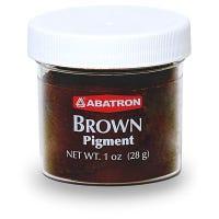 Powdered Pigment, Dye, Brown, 1/2-oz.