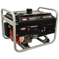 PowerShot Portable Gas Generator,  3600 Watts