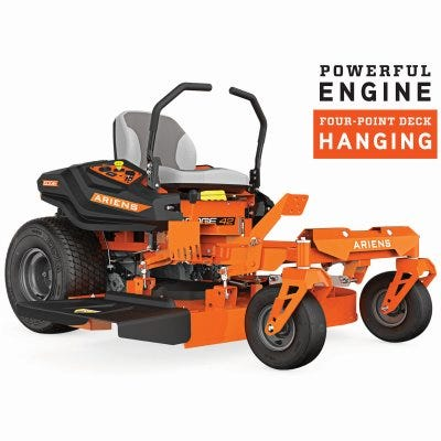 Edge Zero Turn Radius Tractor, 19-HP Kohler 6000 Series Engine, 42-In. Deck