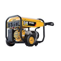 Portable Gas Generator, 7500/9375 Watts, Electric Start