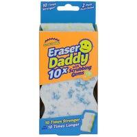 Eraser Daddy 10x, Scrubbing Gems, Powerase Foam