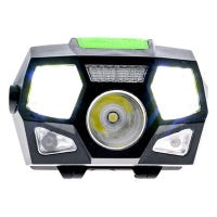 Swype COB LED Head Lamp, 6-Mode, USB Rechargeable
