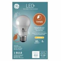 LED+ Light Bulb, Daylight, Dusk-to-Dawn, 9 Watts