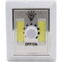 Cordless COB LED Light Switch, Dimmable, Mounting Options