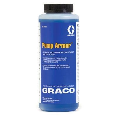 Spray Gun Pump Armor Storage Fluid, Qt.