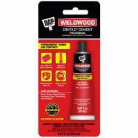 Weldwood Contact Cement, Squeeze Tube, 20-ml.