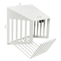 Dryer VentGuard, 18-Gauge Steel Hood, 6-In.