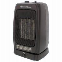 Oscillating Ceramic Heater, Energy Efficient, 3 Settings