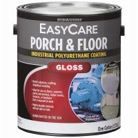Porch & Floor Gloss Polyurethane Enamel, Tile Red, 1-Gallon