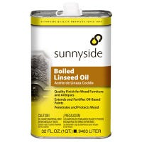 Boiled Linseed Oil, Qt.