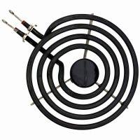 Universal Plug-in Burner, Electric, Style A, Y Bracket, 6-In.