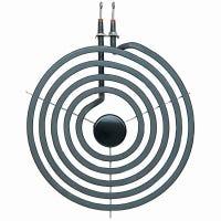 Universal Plug-in Burner, Electric, Style A, Y Bracket, 8-In.