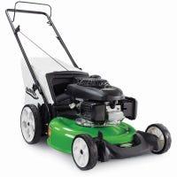 Lawn Mower, 3-N-1, Honda GCV 160 OHC Engine, High Rear Wheels, 21-In.