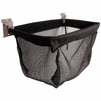 Catch All Basket, Vinyl Coated Wire & Mesh, 50-Lb. Capacity