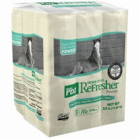 Horse Stall Refresher, Bedding, Non-Toxic Mineral, 35-Lb.