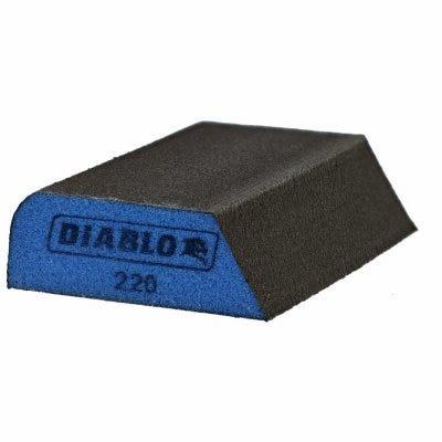 Dual Edge Sanding Block, Micro Fine Grit