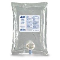 Advanced Hand Sanitizer Gel, Refill, 1000-mL