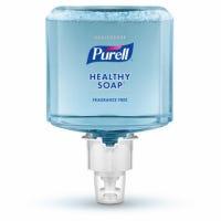 Healthcare Healthy Soap Gentle & Free Foam, Refill, 1200-mL