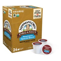 Newmans Own Organic Special Blend K-Cups, 24-Ct.
