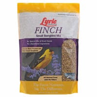Finch & Small Songbird Wild Bird Mix, 5-Lbs.