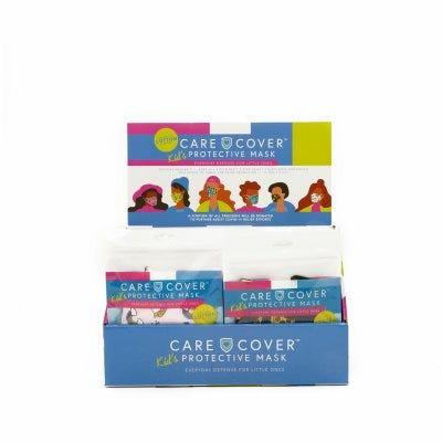 Kids Fashion Masks, Ages 3+, Adjustable Elastic Straps, Assorted Prints, 12-Ct.