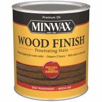 Wood Finish, Interior Stain, Mocha Wood, 1-Qt.