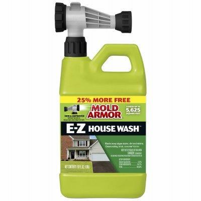 Ready To Use House Wash, Sprayer Nozzle, 80-oz.