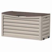 Patio Storage Box, Portable, 83-Gallon