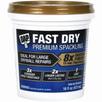 Fast Dry Premium Spackling, 16-oz.
