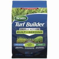 Turf Builder Triple Action Built For Seeding, 4.3-Lbs.
